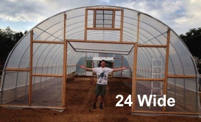 Hoop House / High Tunnel Kit